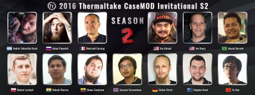Thermaltake CaseMOD Season 2