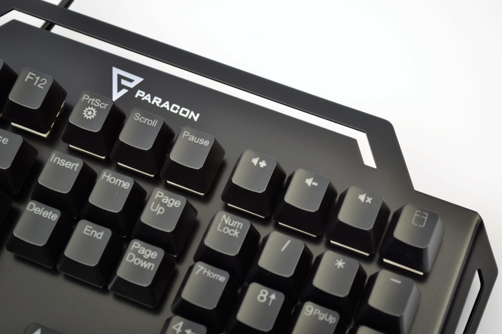 Paracon REBEL Gaming Keyboard