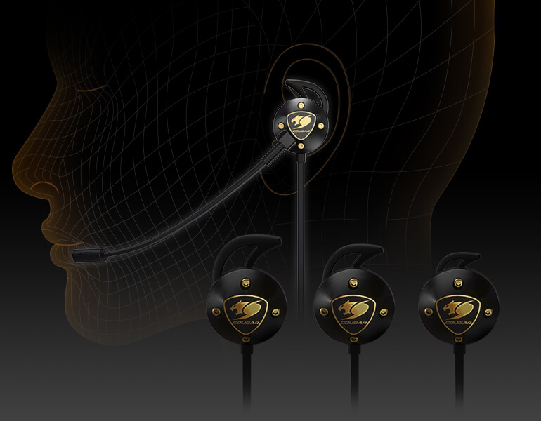 Cougar ATTILA In-Ear Headset