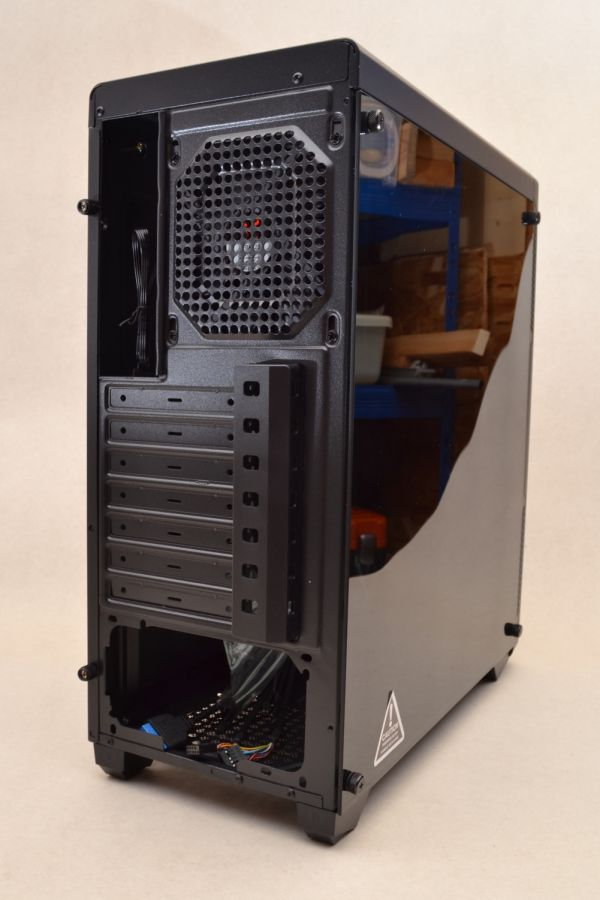 Riotoro CR100TG Computer Case