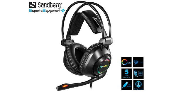Sandberg Savage USB 7.1 Headset