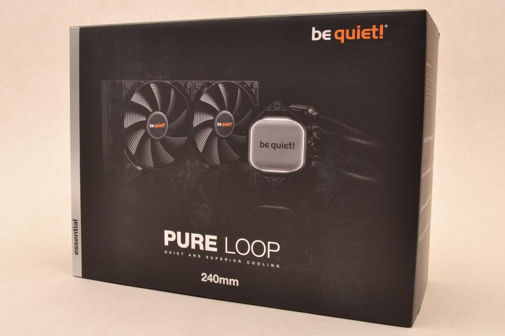 be quiet! - Pure Loop 240 - Packing