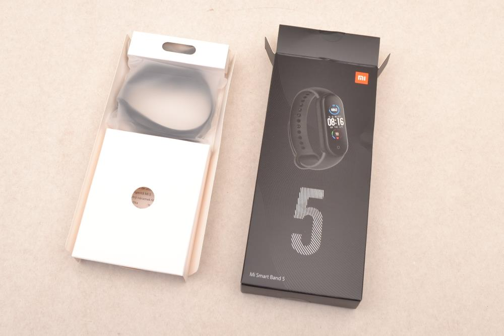 Mi Smart Band 5 - Packing